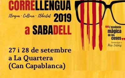 El Correllengua torna a Sabadell aquest cap de setmana per reivindicar la llengua i la cultura catalana | Cedida