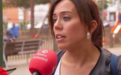 Marta Farrés, alcaldessa de Sabadell   Arxiu