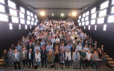 Trobada del municipalisme convocada per la Diputació de Barcelona | Òscar Ferrer
