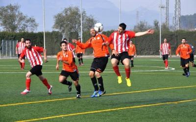 L'últim Tibidabo-Sabadellenca a Segona Catalana es va jugar l'any 2014/15 | Críspulo Díaz