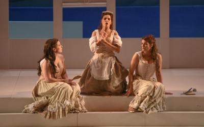 Una instantània de Falstaff de Verdi la temporada passada | Roger Benet