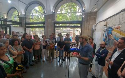 Presentació de l'exposició 'Sabadell, Up To Date?' al Casal Pere Quart | Ràdio Sabadell