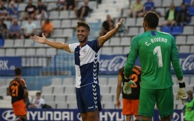 Néstor Querol tornarà a ser la referència en atac del Sabadell | Sendy Dihör