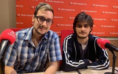 Adrià Garcia i Sergio Alcalà | Mireia Sans