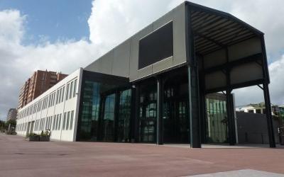 Exterior de Fira Sabadell/ Fira Sabadell