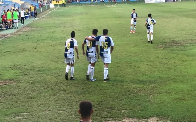Néstor Querol ha marcat el seu primer gol de la temporada | Adrián Arroyo