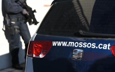 Cotxe d'una patrulla dels Mossos d'Esquadra | Roger Benet