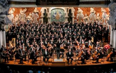L'OSV al Palau de la Música Catalana | Cedida