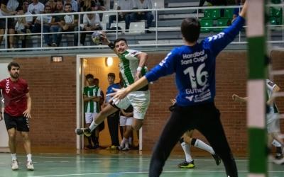 Jordi Sancho va liderar l'atac de l'OAR Gràcia amb 11 gols. | Èric Altimis - OAR Gràcia