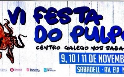 La Festa Do Pulpo arriba amb un nombre reduït de paradetes