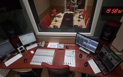 Estudis de Ràdio Sabadell/ Roger Benet
