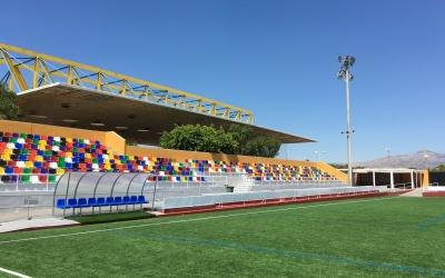 Ciutat Esportiva de Sant Vicent del Raspeig, on demà es jugarà el Jove Español-Sabadell | Ajuntament de Sant Vicent