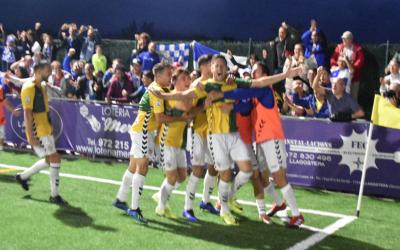 Així han celebrat el gol els jugadors arlequinats | Críspulo Díaz