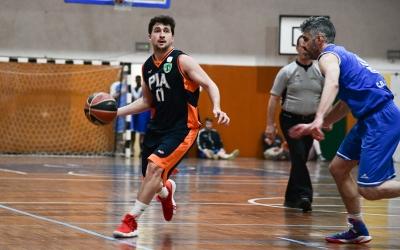 Serà el segon partit de l'equip a Can Colapi aquesta temporada | Roger Benet