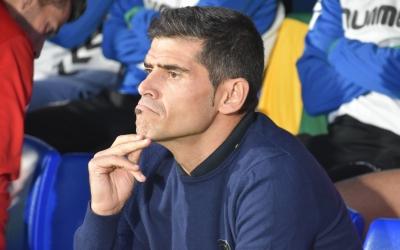 Antonio Hidalgo ha volgut recordar el suport de l'afició la setmana passada a l'estadi Johan Cruyff | Críspulo Díaz