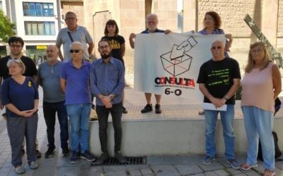 Coordinadora per la Consulta del 6 d'octubre | Pau Duran