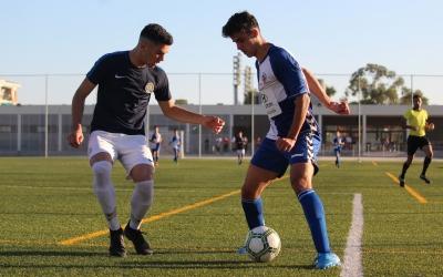 El Sabadell juvenil va empatar contra un dels candidats a l'ascens | Adrián Arroyo
