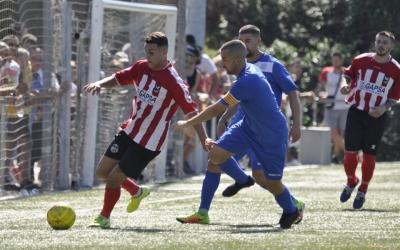 Torre-romeu acollirà diumenge (12h) el derbi contra el Sabadell 'B' | Crispulo Díaz