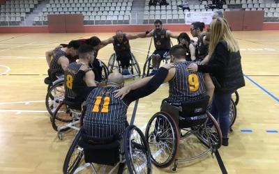 El Global Basket s'estrenarà a casa aquest cap de setmana contra el Salto Bera Bera | Adrián Arroyo