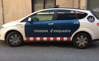 Imatge d'un cotxe patrulla dels Mossos | Arxiu