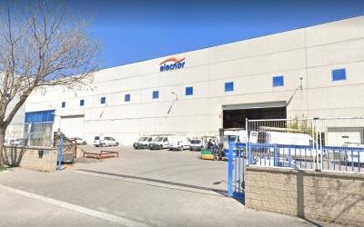 Exterior de la façana d'Elecnor a Sabadell | Google Maps