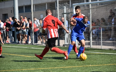 La ressaca del derbi no ha estat ben assumida ni pel Tibidabo ni per la Sabadellenca | Críspulo Díaz