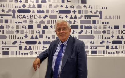 Fernando Jáuregui, a l'Il·lustre Col·legi de l'Advocacia de Sabadell | Pere Gallifa