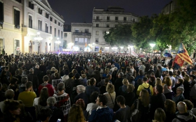 11.000 persones han desbordat el centre de Sabadell | Roger Benet