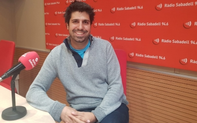 Guillem Barceló, bateria de La Casa Azul | Ràdio Sabadell