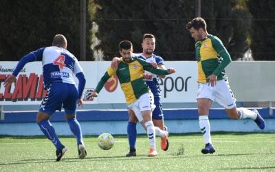 El duel entre arlequinats va acabar ahir amb repartiment de punts | Críspulo Díaz