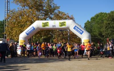 Moment de sortida de la cursa | Helena Molist