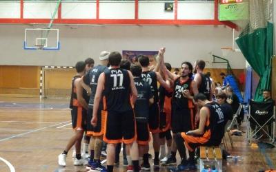 El Bàsquet Pia no ha guanyat encara enguany al carrer Garcilaso | Sergi Park