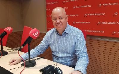 Joan García ha estat entrevistat al programa 'El Cafè' | Ràdio Sabadell