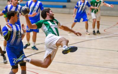 'Tonchi' Vázquez va ser un dels golejadors de l'equip a la pista del Banyoles | jas - OAR Gràcia Sabadell