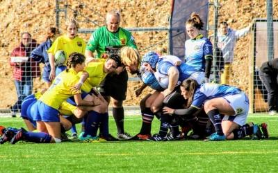 Les noies de Rubén Montes depenen d'elles per disputar la promoció d'ascens a Segona Catalana | Francesc Pastor