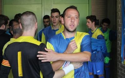 Silva i López, a la imatge, seran baixa a Parets | Adrián Arroyo