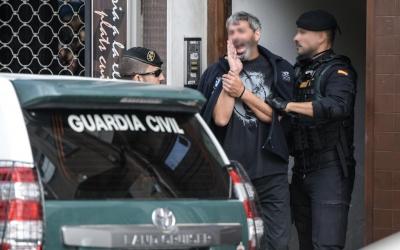 Detenció de Duch, el 23 de setembre passat/ Roger Benet