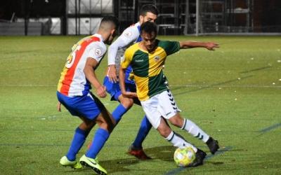 Josu intenta superar dos rivals a Prada de Moles | Críspulo Díaz