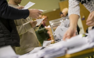 Recompte electoral a Sabadell | Roger Benet