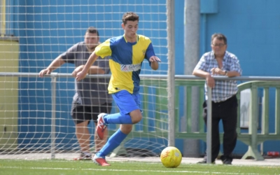 Firdman ha jugat nou partits amb el Sabadell Nord aquesta temporada | Roger Benet
