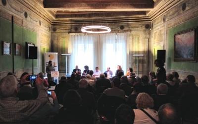 Inauguració del fòrum avui a la Casa Duran | Helena Molist