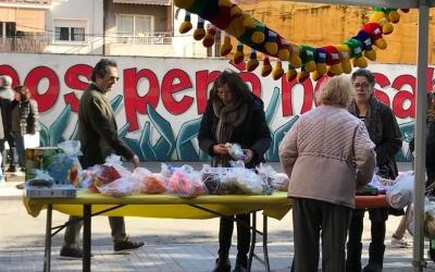 Mercat de joguines solidari a l'Església de la Puríssima | Rosa Puig