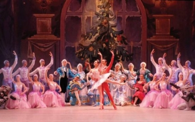 El Ballet Nacional Rus porta el 'Trencanous' de Txaikovski a La Faràndula | Cedida