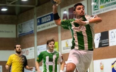 Jordi Sancho va ser el màxim golejador del partit (13) | Èric Altimis - OAR Gràcia