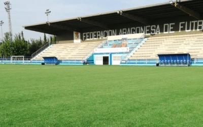 El terreny de joc del Pedro Sancho on ara juga l'Ebro | Mondo Ibérica