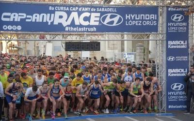 Sortida de l'última edició de la Cap d'Any Race | Roger Benet