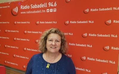 Rosalia Morera, impulsora del projecte Eva/ Raquel Garcia