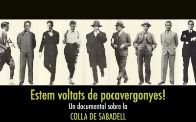 Nou passi del documental de la Colla de Sabadell: l'11 de desembre a les 19.30 h | Cedida