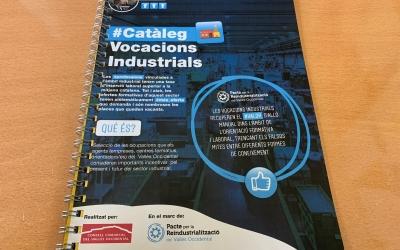 El Consell Comarcal del Vallès Occidental impulsa el Catàleg de Vocacions Industrials