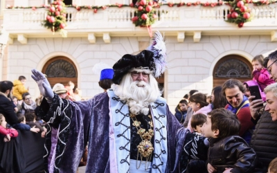 L'Ambaixador Reial s'instal·la fins al 4 de gener a la Casa Duran | Cedida